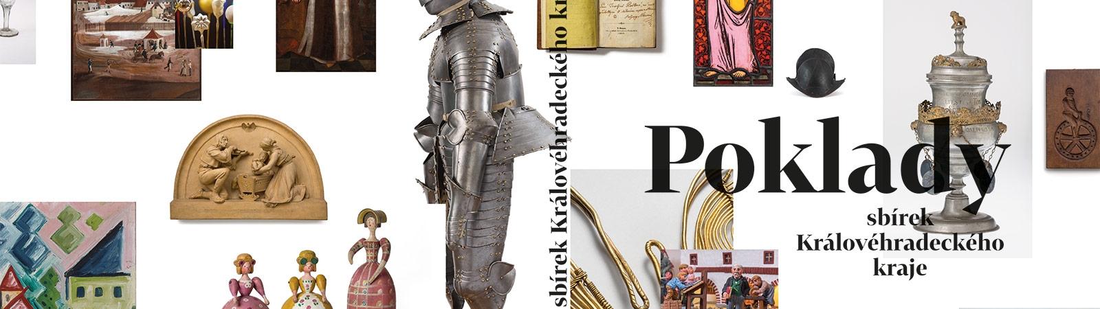Poklady sbírek Královéhradeckého kraje
